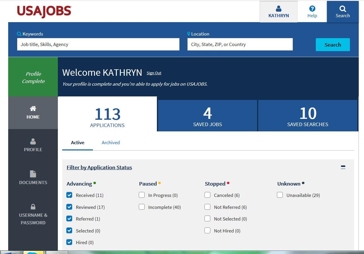 USAJobs Apply Online – www.usajobs.gov