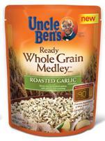 Free Uncle Ben's Rice Sample