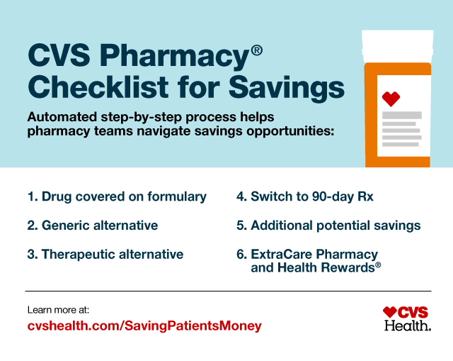 CVS/pharmacy Health Savings Pass Prescription Plan