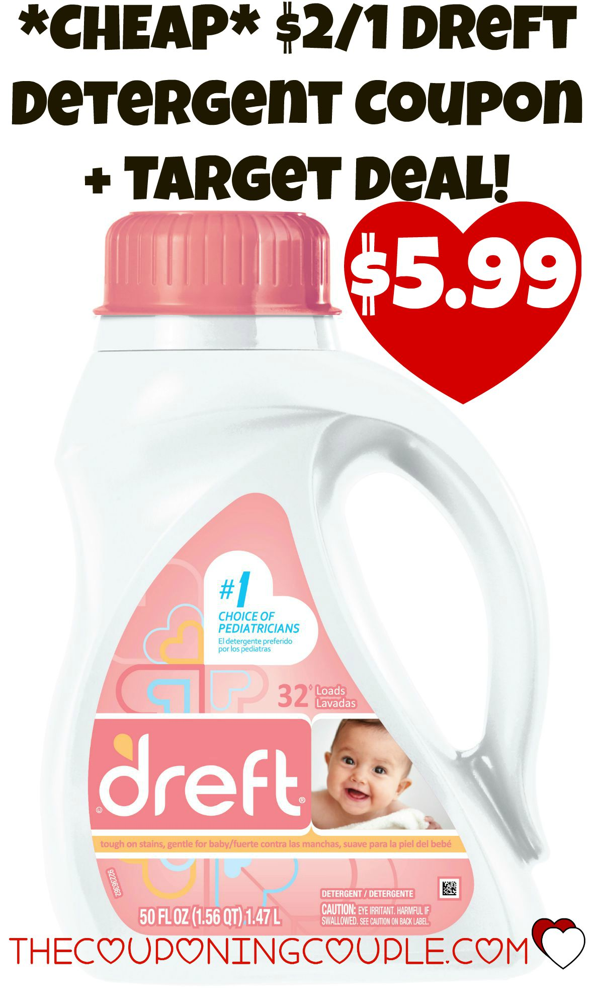 Dreft Coupons