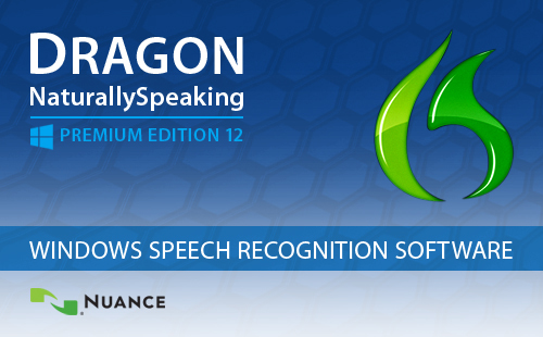 give dragon speech recognition software
