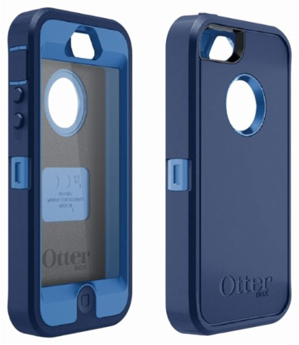 Ocean Night Blue OtterBox Defender iPhone Hybrid Case