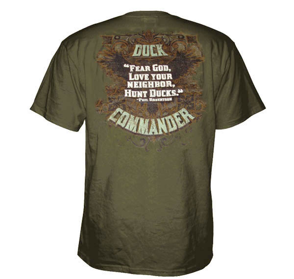 Duck Dynasty T-shirts for Sale
