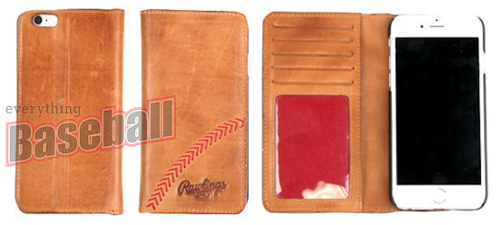 Vintage Baseball Card iPhone Cases
