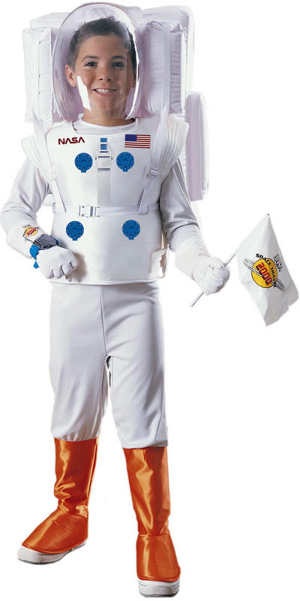 NASA Jr. Astronaut Suit - Costume