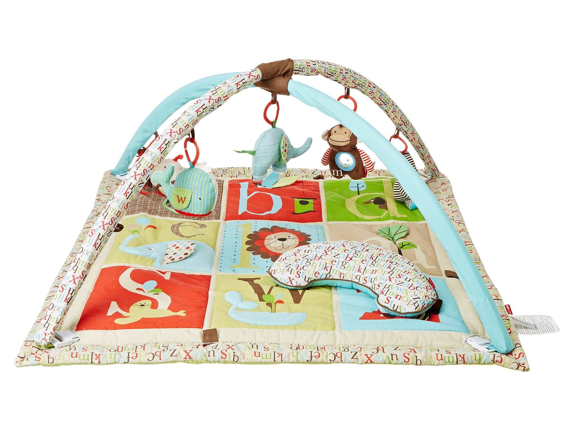 Skip Hop Alphabet Zoo Activity Gym for Baby