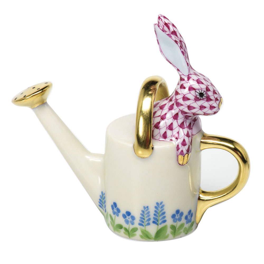 Bunny animal watering can