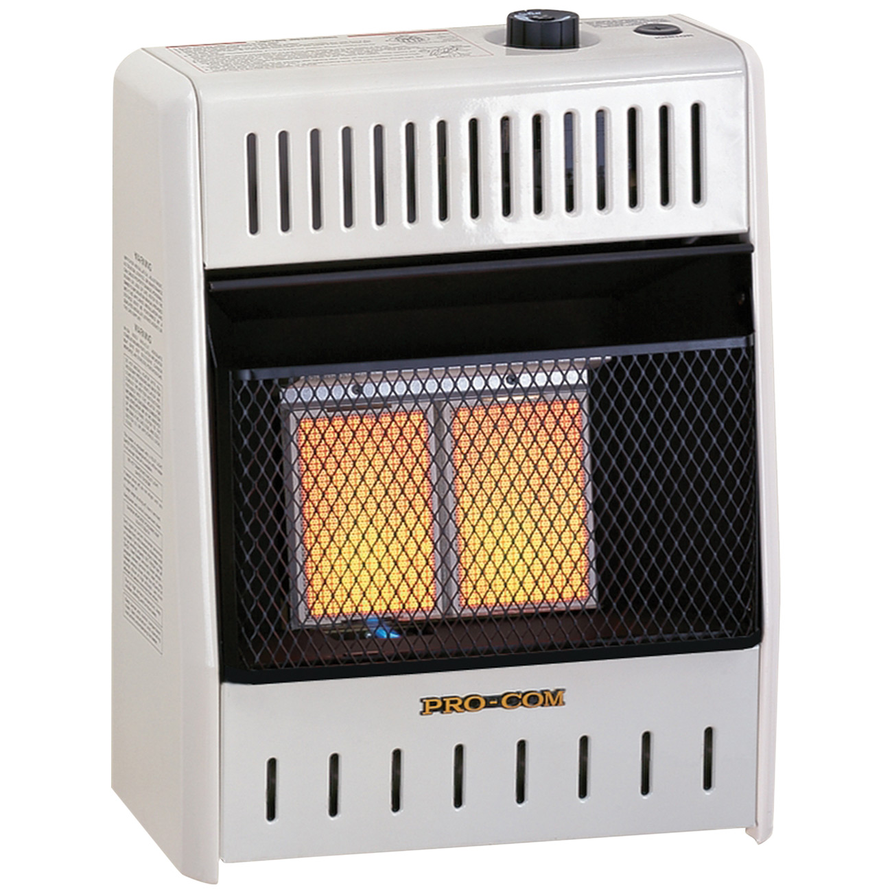 best ventless gas heaters