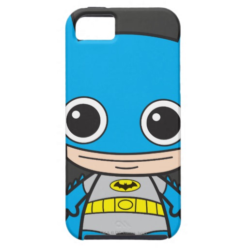 Chibi Batman iPhone Cases