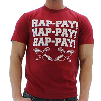 Happy Duck Dynasty T-Shirt Hap-pay Hap-pay
