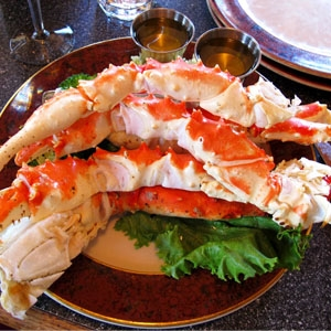 King Crab Nutrition Facts