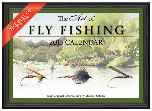 Fly Fishing Calendars 2015