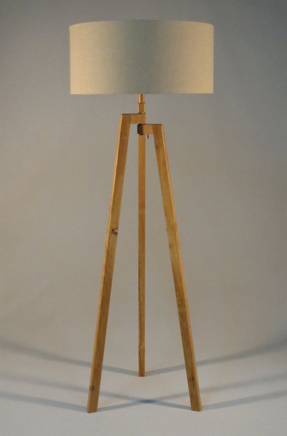 Unique Tripod Floor Lamps