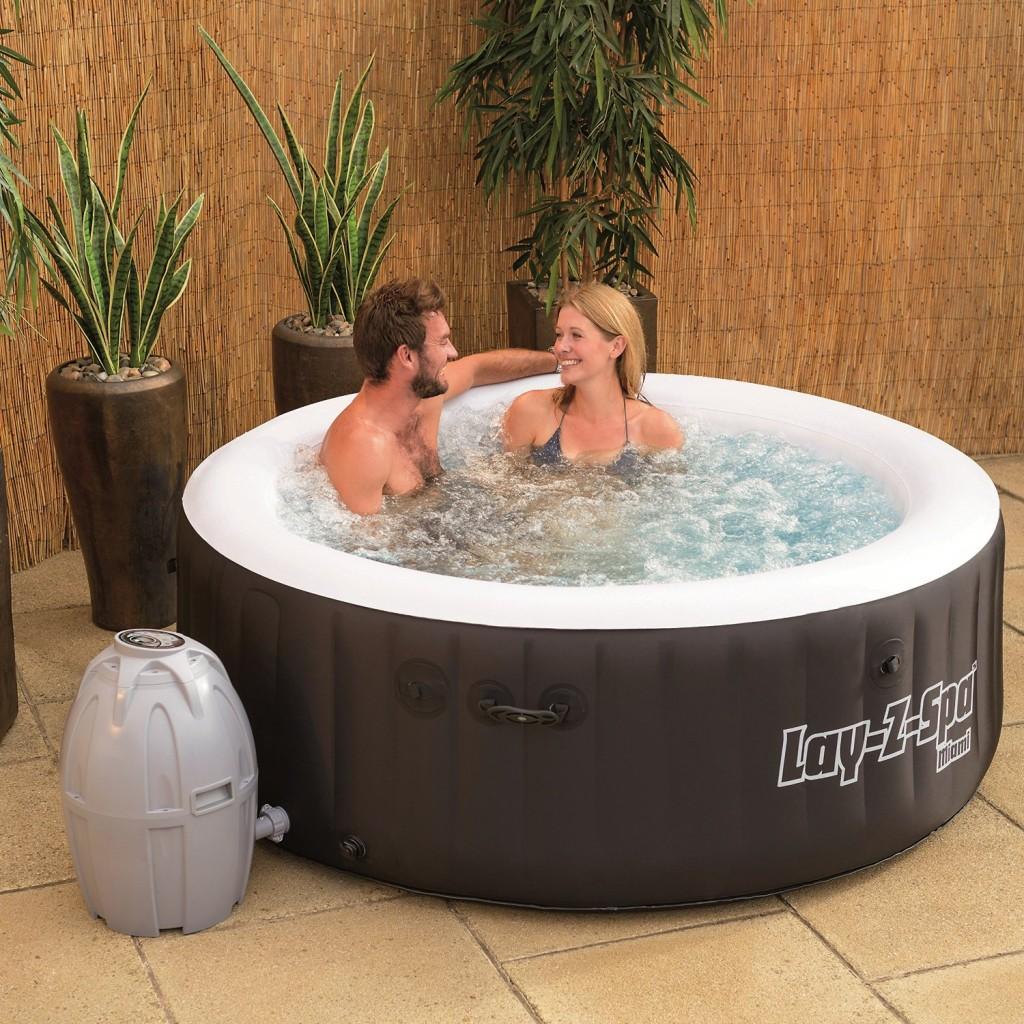 Inflatable Hot Tubs – Portable, Economical, Fun!