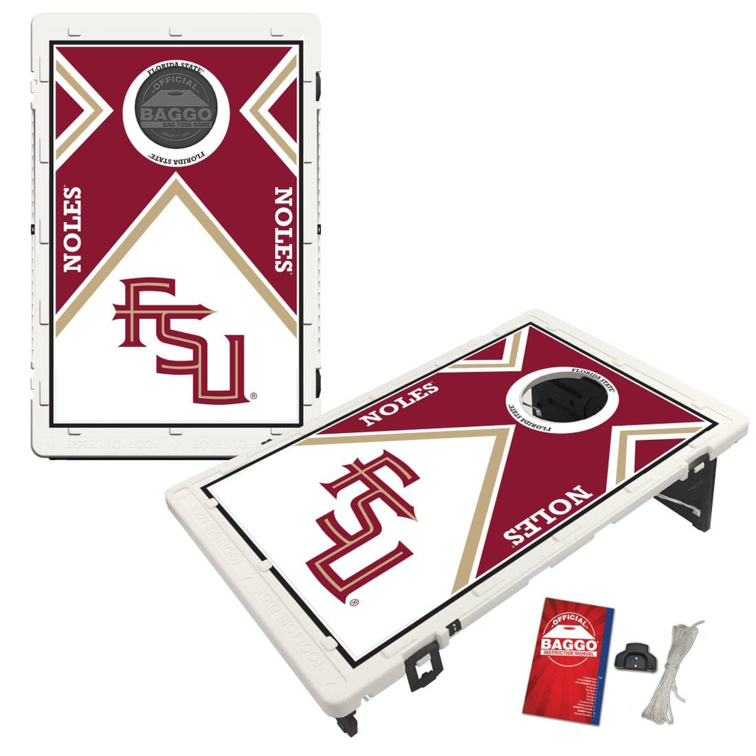 Best FSU Florida State University Bean Bag Toss Games