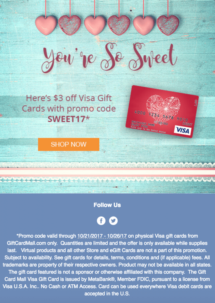 Gift Cards at GiftCardMall.com – Check Balance Review