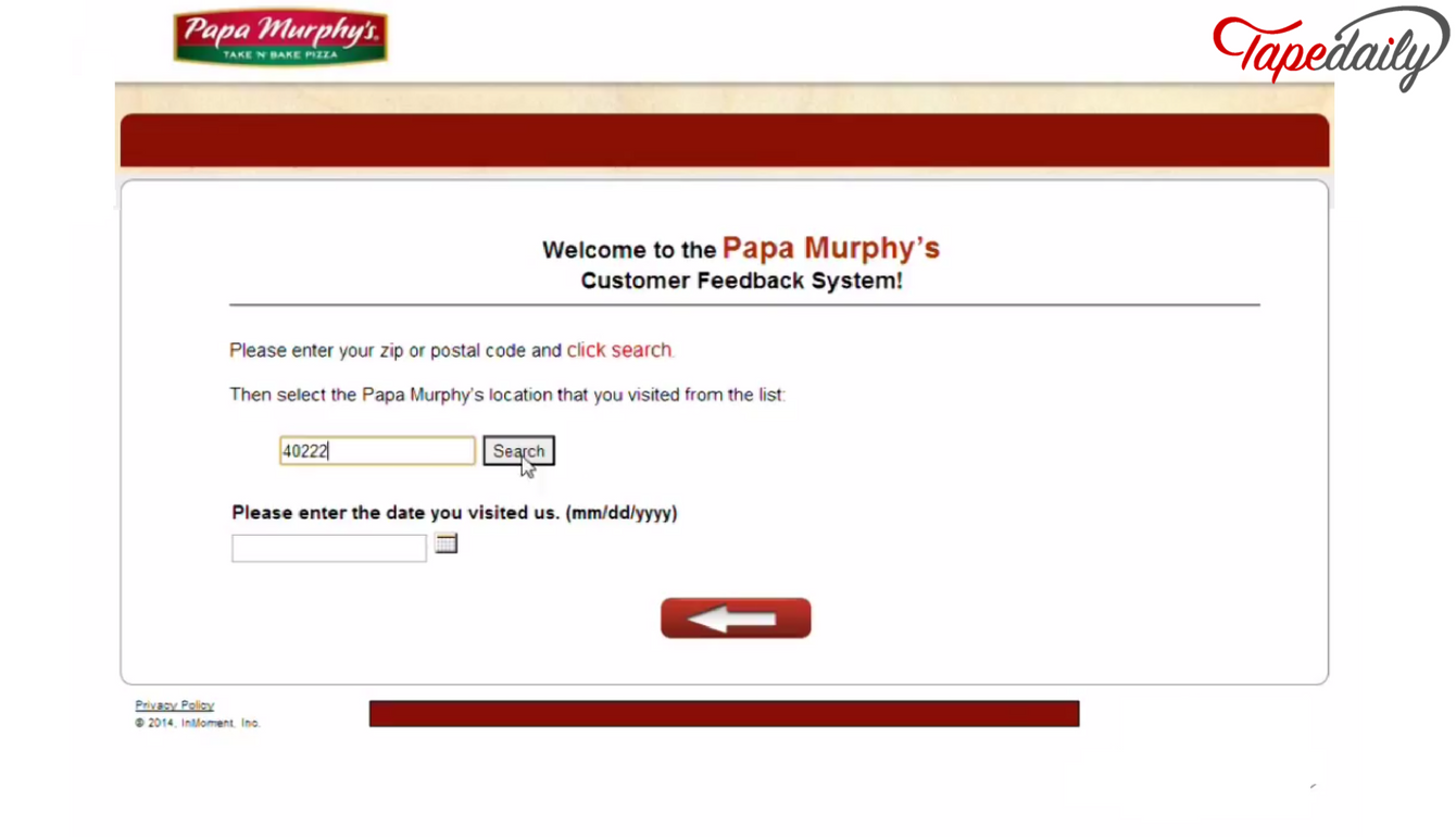 PapaSurvey – Papa Murphy's Survey Review