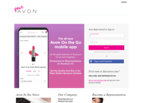 www.YourAvon.com Avon Rep Login Website Review