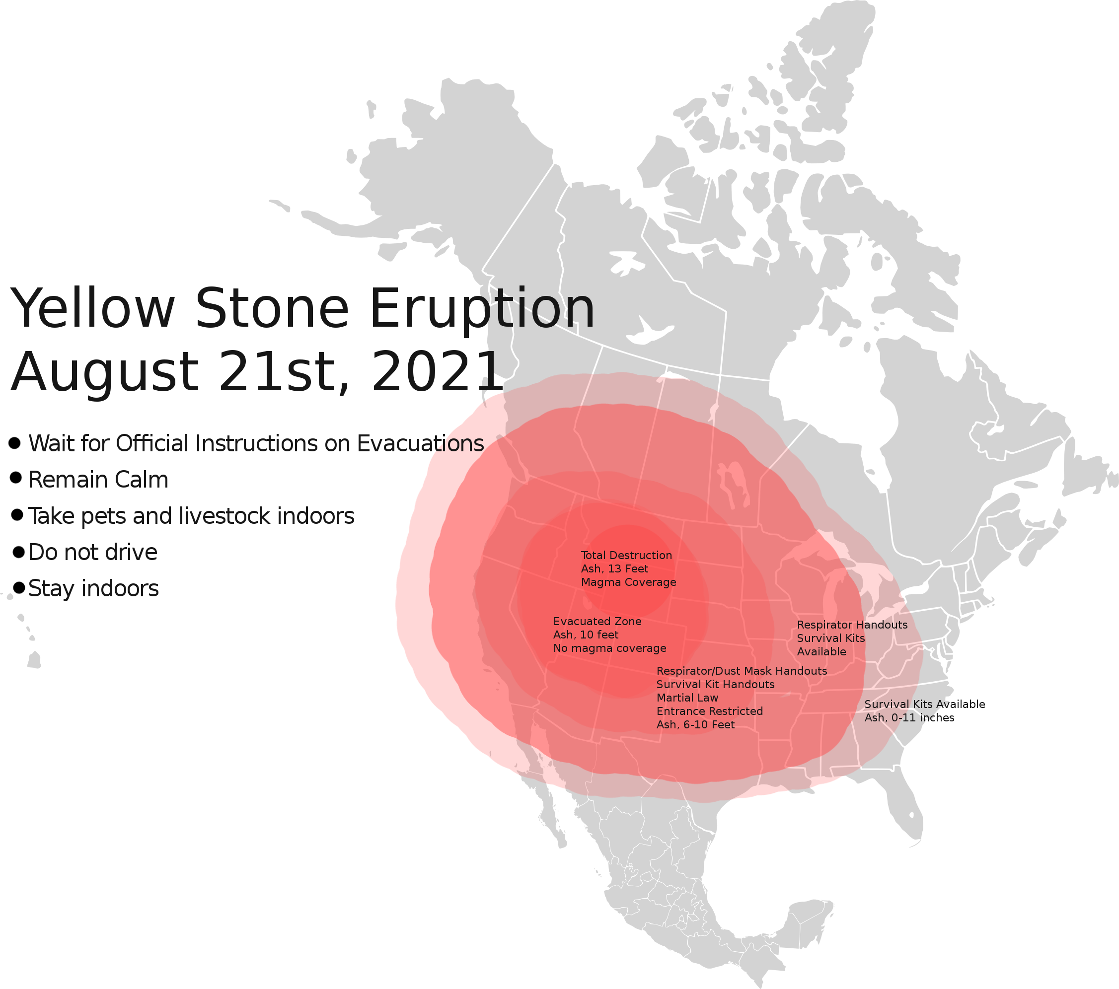 Yellowstone Volcano Eruption Prediction – When will the Supervolcano Erupt?